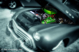 The Green Engine (1948 Oldsmobile)