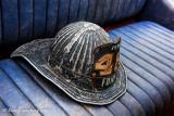 Antique Fireman's Hat