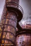 Rusting Columns - Alternative Version