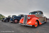 1935 Ford and Friends