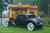 1934 Chevy in the Rain
