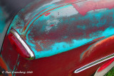 1950 Ford Rear Quarter Abstract