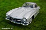 1956 Mercedes 300 SL Gullwing