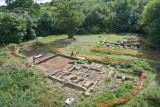 Shorne Woods Manor House Dig