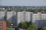 View from Ziemelblazma over Riga Port