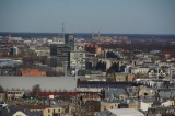 View from the Ministry of Agriculture towards Skanste and downtown