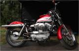 Harley Davidson XLH 1958