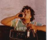 Guillermo Veloso-1983- Belikin Beers!