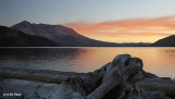 2014 Mt St Helens from Spirit Lake