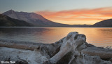 Mt St Helen and Spirit Lake