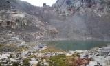 Pinnacle Glacier and Tarn