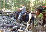 Pam in Chimney Creek