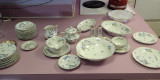 Haviland China - Montmery (Forget Me Nots) Made in France, Service for 10