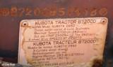 Kubota B7200