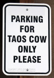 Taos Cow Parking - IMG_7581.JPG