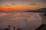 Sunset, Laguna