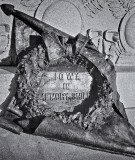 Detail, Iowa Monument