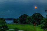 Tennessee River Moorise