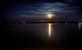 Tennessee River Moon