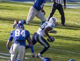 Interception for Touchdown