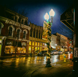 Street Lamp, Fourth and Main