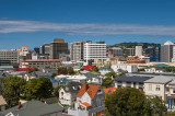 Wellington city as seen from Thorndon