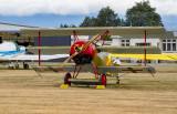 Hood Aerodrome - Fokker Dr.1 Triplane