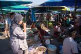Food market, Khao Lak