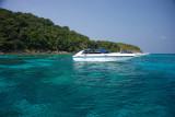 Snorkelling at Tachai Island