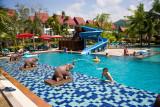 Childrens pool at Emeral Beach Resort