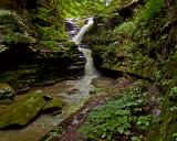Upper Little Bloody Creek Falls