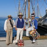 HMS Surprise Crew Members