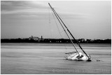Lachine's wreck -- the long view.