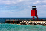 Charlevoix Lighthouse (New Paint)