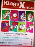 2005 Kings Cross Xmas Festival