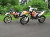 KTM Freeride 250 Vs. KTM 200XCW
