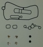 Mid Body Gasket with Bubble Shape Included- JDKH33