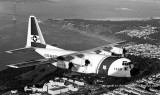 1970's - USCG Lockheed HC-130B Hercules #CG-1339 from Coast Guard Air Station San Francisco