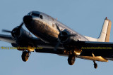 2013 - TMF Aircraft Inc.'s R4D-8 Super DC-3 N587MB cargo airline aviation stock photo