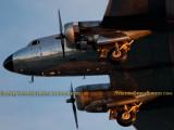2013 - TMF Aircraft Inc.'s R4D-8 Super DC-3 N587MB