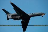 2014 - Gulfstream GV-SP (G-550) M-SQAR corporate aviation aircraft stock photo #3654