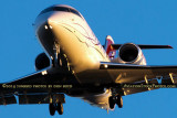 2014 - close up of Canadair Challenger CL-60 N675BP corporate aviation stock photo #3973C