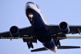 2014 - British Airways Boeing 777-236/ER G-VIIR on short final to runway 1L at TPA airline aviation stock photo #3996