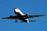 2014 - US Airways Airbus A319-119 N768US aviation airline aircraft stock photo #3929