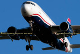 2014 - US Airways Airbus A319-119 N768US aviation airline aircraft stock photo #3929C