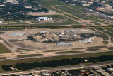 2014 - aerial photo of Tampa International Airport (TPA) aviation stock photo #4784C