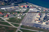 2014 - aerial photo of the northeast corner of MacDill Air Force Base aerial photo #4793C