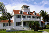 2015 - the majestic station house of former Coast Guard Station Lake Worth Inlet