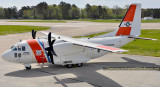 2016 - the first Alenia C-27J (CG-2706) in Coast Guard colors - Coast Guard photo