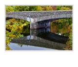 Bridge Over Very Calm Water